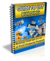 A Special Report Guide To List Building Private Label Rights