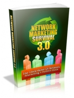 Network Marketing Survival 3.0 Private Label Rights