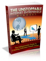The Unstoppable Internet Entrepreneur Mindset Private Label Rights