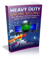 Heavy Duty Online Selling! Private Label Rights