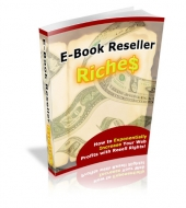 E-Book Reseller Riches Private Label Rights