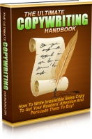 The Ultimate Copywriting Handbook Private Label Rights