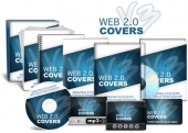 Web 2.0 Covers V3 Private Label Rights