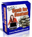 Cash For Content Private Label Rights