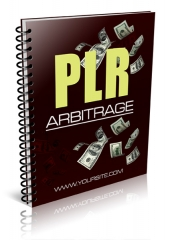 PLR Arbitrage Private Label Rights