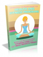 Generating The Proper Mindset For Health And Fitness Programs Private Label Rights