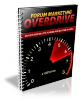 Forum Marketing Overdrive Private Label Rights