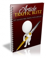 Article Traffic Blitz Private Label Rights