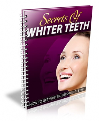Secrets Of Whiter Teeth