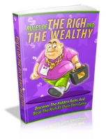 Rules Of The Rich And The Wealthy Private Label Rights