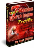 7 Days To Massive Search Engine Traffic Private Label Rights