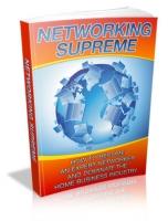 Networking Supreme Private Label Rights