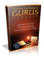Personal Development Gurus Exposed Private Label Rights