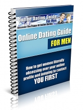 Online Dating Guide for Men Private Label Rights