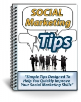Social Marketing Tips Private Label Rights