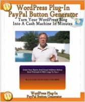 Squeeze Page For WordPress Plug-In Paypal Button Generator Private Label Rights