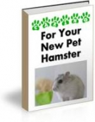 For Your New Pet Hamster Private Label Rights