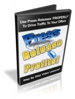 Press Release Profits! Private Label Rights