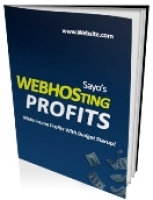 Webhosting Profits Private Label Rights