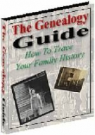 The Genealogy Guide : Trace Your Family History Private Label Rights
