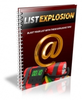 List Explosion Private Label Rights