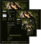 Wild Dance - WP Theme Private Label Rights