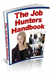 The Job Hunters Handbook Private Label Rights
