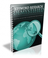 Keyword Research Demystified Private Label Rights