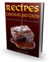 Recipes - Chocolate And Cocoa Private Label Rights