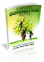 Corporate Domination Tactics Private Label Rights