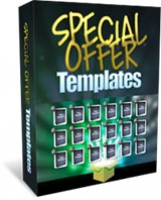 Special Offer Templates Private Label Rights