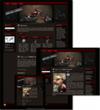 Biking - WP Theme