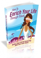 How To Enrich Your Life Through Travel Private Label Rights