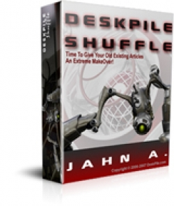 DeskPile Shuffle