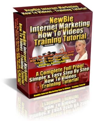 Newbie Internet Marketing How To Videos Training Tutorial