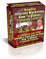 Newbie Internet Marketing How To Videos Training Tutorial Private Label Rights