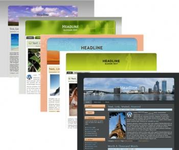 Exclusive Wordpress Themes - V3