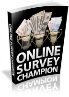 Online Survey Champion Private Label Rights