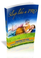 Sleep Like A PRO Private Label Rights