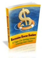 Recession Rescue Routines Private Label Rights