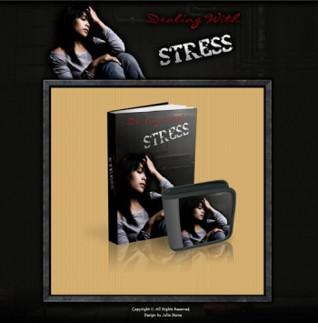 Dealing With Stress - Minisite