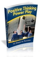 Positive Thinking Power Play Private Label Rights