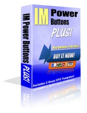 IM Power Buttons Plus! Private Label Rights