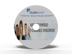 ClickBank Thank-You Page Script
