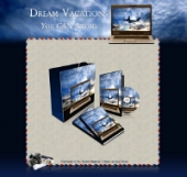 Dream Vacations - Minisite Private Label Rights