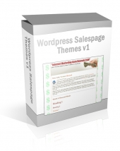 Wordpress Salespage Themes V1 Private Label Rights