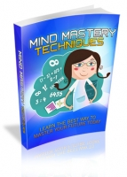 Mind Mastery Techniques Private Label Rights