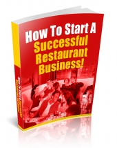 How To Start A Successful Restaurant Business Private Label Rights