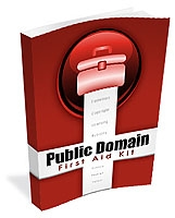 Public Domain First Aid Kit Private Label Rights