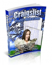 Craigslist Profits Unleashed Private Label Rights